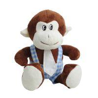 Affenmaskottchen für Kinder  Werbeartikel