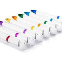 "Allerliebster Kugelschreiber ""Alcantara"" aus Kunststoff in 8 Farben Werbeartikel"