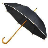 Automatik Schirm in blau und schwarz Werbeartikel