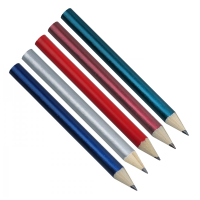 "Bleistift ,,Hoffmann"" in 5 Farben Werbeartikel"