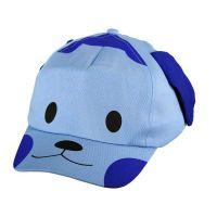 """Cap ,,Ray"""" in Blau für Kinder  Werbeartikel"""