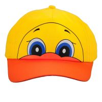 Cappy für Kinder Entenmotiv  Werbeartikel