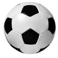 "Klassischer Fußball ,,Georgina""  Werbeartikel"