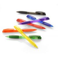 Kugelschreiber Angelo Plastik in 7 Farben Werbeartikel