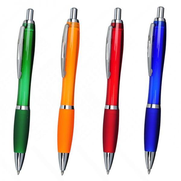 kugelschreiber anton in 4 farben. Black Bedroom Furniture Sets. Home Design Ideas
