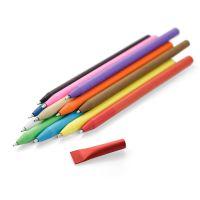 Kugelschreiber aus Papier Fabian in 12 Farben Werbeartikel