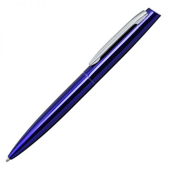 kugelschreiber bender aus aluminium blau und schwarz. Black Bedroom Furniture Sets. Home Design Ideas