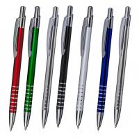 """Kugelschreiber ,,Bonny"""" aus Aluminium in 8 Farben Werbeartikel"""