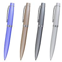 """Kugelschreiber ,,Chandler"""" aus Aluminium in 4 Farben Werbeartikel"""