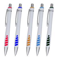 "Kugelschreiber ,,Dan"" in fünf Farben Werbeartikel"