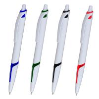 "Kugelschreiber ,,Honey"" aus Kunststoff in 4 Farbkombinationen Werbeartikel"