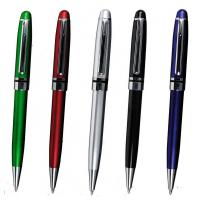 "Kugelschreiber ,,Roger"" aus Kunststoff in 5 Farben  Werbeartikel"