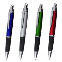 "Kugelschreiber ,,Saul"" aus Kunststoff in 4 Farben  Werbeartikel"