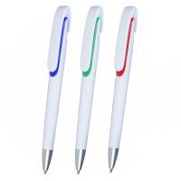"""Kugelschreiber ,,Skipper"""" aus Kunststoff in 3 Farbkombinationen Werbeartikel"""