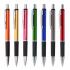 "Kugelschreiber ,,Stripes"" aus Aluminium in 12 Farben"