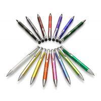 Metallkugelschreiber Siena in 15 Farben Werbeartikel