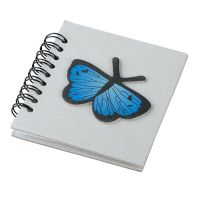 Notizblock für Kinder Schmetterling Werbeartikel