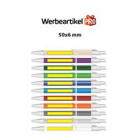 """Erstaunlicher Kugelschreiber """"Tina"""" aus Metall in 12 Farben"""