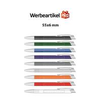"""Verführerischer Metall Kugelschreiber """"Jenny"""" in 9 Farben"""