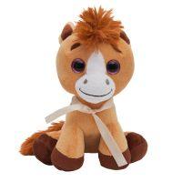 Pferd Maskottchen für Kinder  Werbeartikel