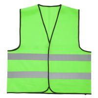 Reflektierende Weste XL in hellgrün