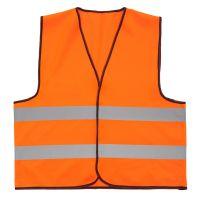 Reflektierende Weste XL in orange