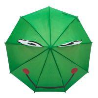Regenschirm Frosch für Kinder  Werbeartikel