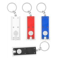 Schlüsselanhänger LED LUMO Werbeartikel