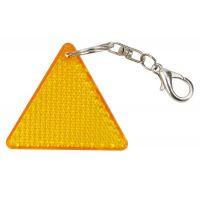 """Sicherheit gewährleistender Schlüsselanhänger ,,Chief"""" in Orange Werbeartikel"""