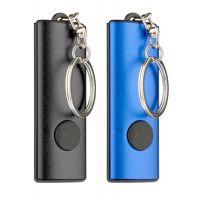 Taschenlampe-Schlüsselanhänger OVAL Werbeartikel