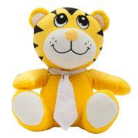 Tiger Maskottchen für Kinder Werbeartikel