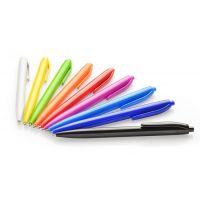 Ultraleichter Kugelschreiber Ernesto aus Kunststoff in 9 Farben Werbeartikel