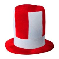 """Unterhaltsamer Hut ,,Olé Olé"""" in Rot-Weiß Werbeartikel"""