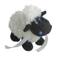 """Verziertes Schaf-Maskottchen ,,Cutie"""" Werbeartikel"""